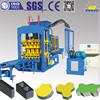 qt6-15 concrete paver molds for sale full automatic brick making machine