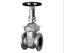 API Cast Steel Flanged Gate Valve