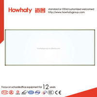 New products custom magnetic whiteboard with dry erase marker pen writing