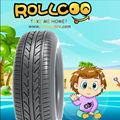 Precio de fábrica del neumático de coche de gama alta ROLLCOO marca PCR neumáticos, la tecnología de corea car tires 13 - 26 pulgadas del coche t look for email y socios