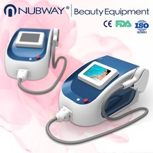 810nm/808nm portable laser hair removal diode laser with germany components