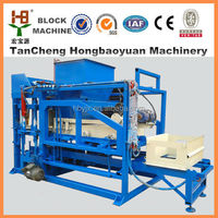 QTJ4-18 Hydraulic Automatic Brick Machine/Brick Production Line/Interlock Block Making Machine
