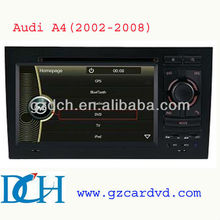 special. dvd player for Audi A4/S4/RS4 (2002-2008) WS-8745