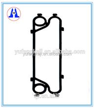Gasket plate heat exchanger replace alfa laval gasket m3 m6 m10 m15 gasket phe