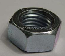 Steel Hexagon Nut A 563 B NO MARK Common steel
