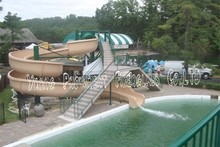 Pool Club water slides for sale