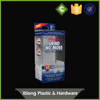 Top Class OEM service clear packaging pvc pet transparent box