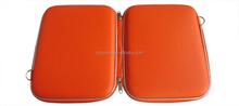 Hot selling laptop sleeve bag PU leather +Eva, waterproof sleeve for tablet
