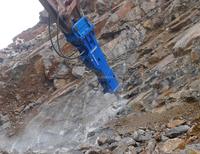 BRK100 hydraulic rock hammer breaker
