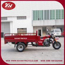 Famous KAVAKI brand red five wheel antique tricycle with beautiful design