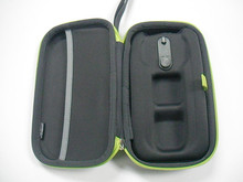 Customize mould made headset eva packing bag case for headset