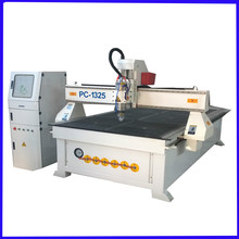 China CNC wood engraving machine with high precision Taiwan square orbit