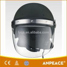 Plastic bulletproof motorcycle helmet made in China