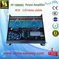 FP10000Q Power Amplifier Sanway Professional Audio
