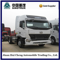 SINOTRUK HOWO Tractor Truck with High Roof and A/C