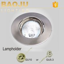 Purple Color Led Mr16 recessed mounted down lighting pop fitting