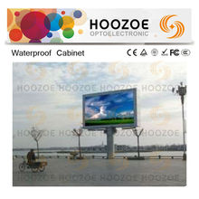 Hoozoe Waterproof Series-Hoozoe P10 Full Color LED Display for Outdoor