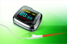 Wholesale China Three High and diabetics 10 lasers and 1 nasal cavity laser beam acupuncture electrical stimulation