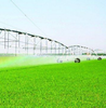 Hot Galvanization Fixed Center Pivot Irrigation Equipment by mobile control