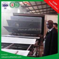 high density waterproof outdoor 6mm fiber cement board 4x8 exterior non asbestos fiber cement siding board panel