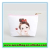Promotional PVC Cosmetic Bag Make up Bag for Girls