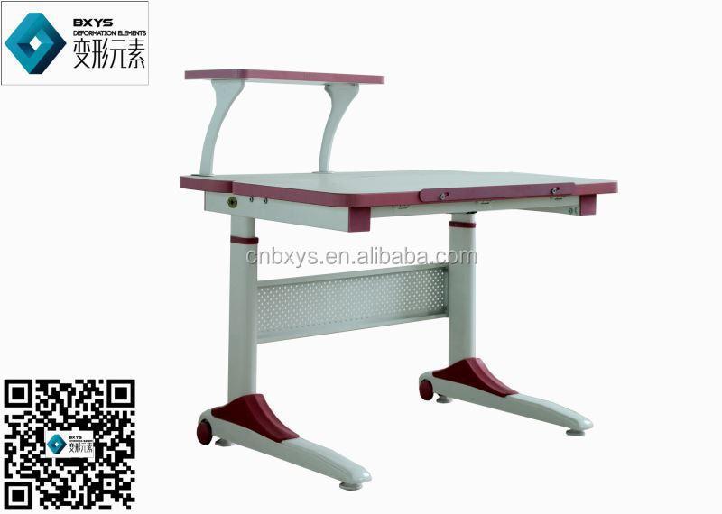 diseo de moda para nios mesa de pierna ajustador de altura soporte de