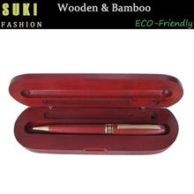 Wholesale fashion wood pen wood ballpen rose wood pen