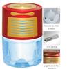 Ionic UV light household air freshener
