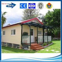 Hot selling Light steel prefab house &villa