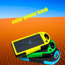 2015 Solar charger OEM/ODM portable solar power pack