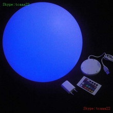 led floating ball light/plastic led ball/waterproof floating pool led ball lights