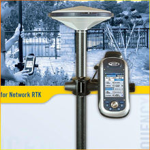 2015 DIFFERENTIAL GPS SPECTRA PRECISION TRIMBLE PM200 Promark 220 RTK GPS