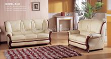 B364 Guangdong furniture, living room leather sofa set , classic leather sofa