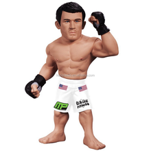make custom design plastic boxing figures,customized famous boxing player action figures