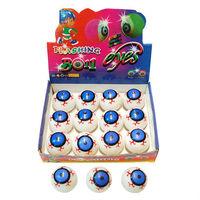 Promotional gift flashing bouncing ball