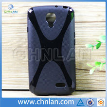 New Arrival Durable Fashion X-line Translucent Clear TPU Gel Case Back Cover for LG F70 D315