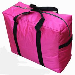 Fashion big volum polyester travel luggage bag duffle bags