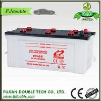SMF Lead Acid N165 12v 165ah golf car battery