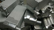 Oil cooler for retarder (man,daf,renault) 8mo376765511