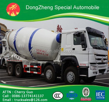 10cbm Sino truck Concrete Mixer Truck