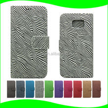 Wholesale China Tpu waterproof Card Slot Cell Phone Flip Cover Stand Leather Case For Samsung Galaxy S6 Edge,For S6 Edge Case