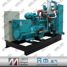 2015 CE certified 200kw biomass gasification power plant type biomass generator/ biomass electric generator/biogas generator