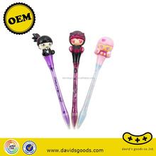 lovely girls Knock light pen advertising gifts custom