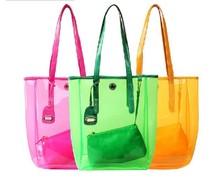 Custom design 2015 recycled plastic tote bag