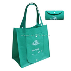 Factory direct sale cheap nylon foldable shopping bag folding shopping bag cheap shopping bags
