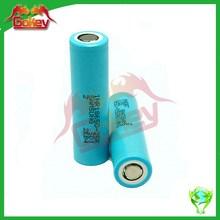 Battery manufacturing plant for sale Samsung 25R 2500mah 30Amp 3.7v 18650 battery powered led light bar