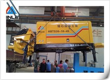 delivery pump by concrete pumpcrete machinery concrete pump with advanced configuration and reasonable price China supplier