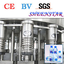 High efficiency mineral water factory