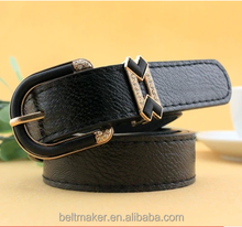 High Quality Promotional Wholesale Women Jeans Belt, Women Formal Belt
