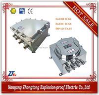 BJX Series explosion proof electrical splice box for IIB IIC DIP
